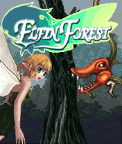 Elf in Forest - Java